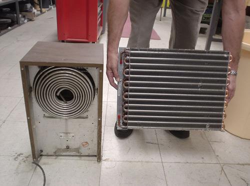 Собираем осушитель воздуха своими руками: схема и принцип работы