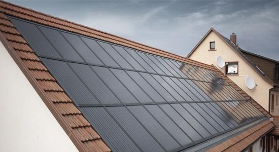 Солнечные батареи для отопления дома своими руками видео