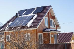 Как работают солнечные коллекторы для отопления дома?