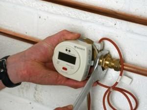Стоимость установки теплового счетчика