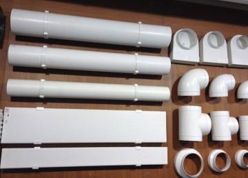 пластиковые воздуховоды для вентиляции каталог
