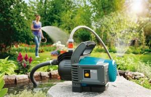 поверхностный аппарат для откачки воды