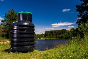 резервуар для скважин пластиковые