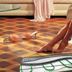 Как сделать правильно теплый пол под линолеум на деревянную основу