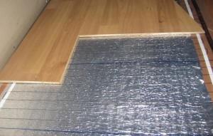 искусственное напольное покрытие