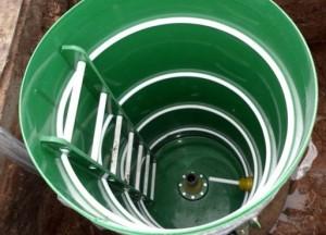 резервуар из пластика