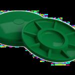 Чем хороша пластиковая крышка на колодец: обзор производителей