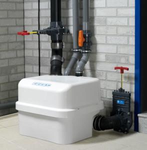 канализационная насосная установка