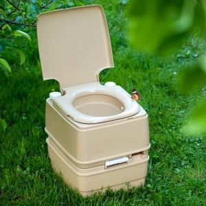 туалет на природе