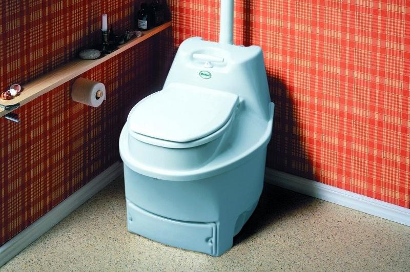 Биотуалет для инвалидов для дома — Отопление