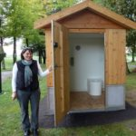 Как построить туалет на даче своими руками: чертежи, место, утепление, вентиляция, освещение,
