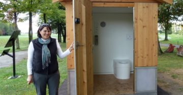 построить туалет на даче своими руками чертежи