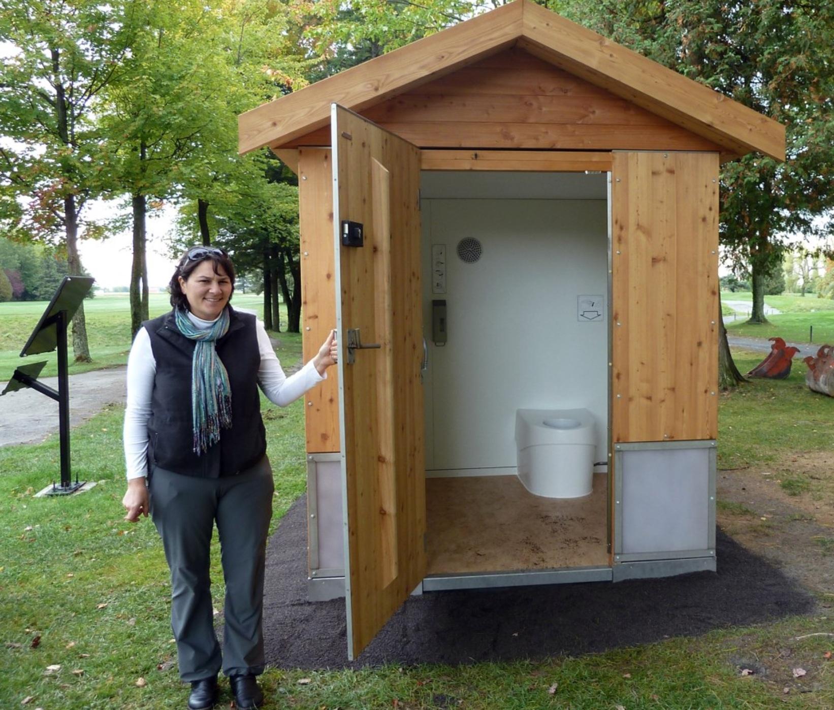Уличный домашний туалет своими руками 24