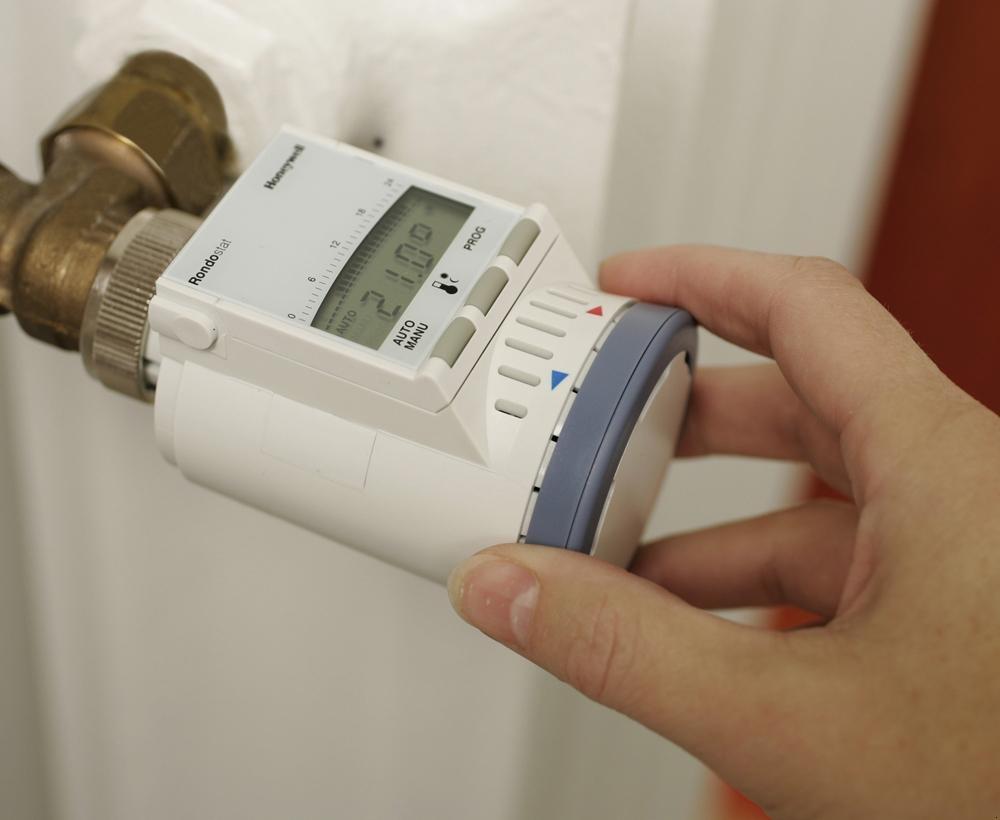 Индивидуальный счетчик учета тепла на батарею