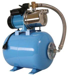 простой прибор для повышения давления воды