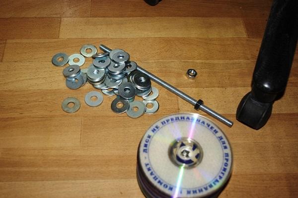 Собираем дисковый увлажнитель