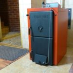 Автономный теплогенератор — твердотопливный котел для дома Виадрус