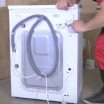 Установка стиральной машины и подключение к водопроводу