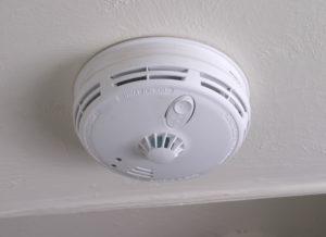 сенсор белый на потолке